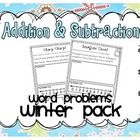 Addition and Subtraction word problems that align with the Common Core State Standards (CCSS) K.OA.1 and K.OA.2  After many requests to make additi...