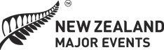 New Zealand Major Events logo