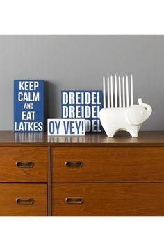 Primitives by Kathy 'Dreidel, Dreidel, Dreidel' Box Sign   Nordstrom