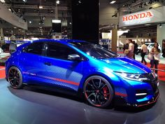 2015 honda civic type r at paris motor show