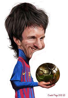 Messi #futbol