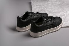 the latest dd2e7 33f88 Maximise Minimalism With The adidas Originals SC Premiere  Core Black .  Sneaker ReleaseNike Air ...