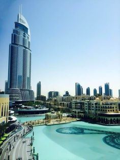 The Address Hotel, Dubai, UAE