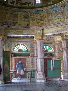 The most fabulous temple in Bikaner
