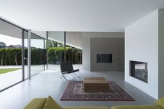 House W in Duiven by studio PROTOTYPE - interior