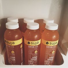 #suja juice master cleanse. #detox #juicefast Suja Juice Cleanse, Cleanse Detox, Health And Nutrition, Health And Wellness, Juice Master, Juice Packaging, Master Cleanse, Health Psychology, Atkins Recipes
