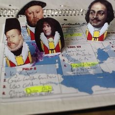 Rise of Europe's Absolute Monarchs Pop-up Figures! Includes PowerPoint, printable cut outs, graphic organizer map, and more! Awesome to makes learning hands-on and interactive. Inspires great creativity among your students!