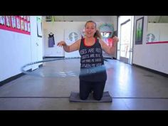 Hula Hoop Workout Tips with Gabriella Redding