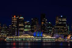 Vancouver in June