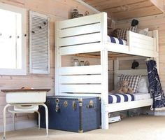 Modern Bunk Beds - Side Street | Ana White