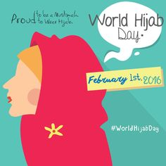 Me x @hijabootdindo wanna say.. Happy World Hijab Day for all of Muslimah!  So proud to wear Hijab.