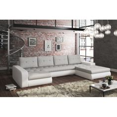 Barcelona, Couch, Modern, Furniture, Home Decor, Settee, Trendy Tree, Decoration Home, Sofa
