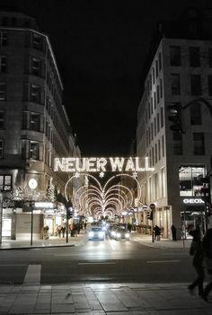 Neuer Wall  #Hamburg , Germany  Chanel,Cartier,Hermes...Need i say more? :)