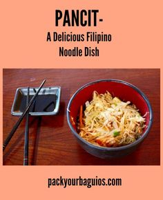 An easy to make Filipino dish. Tastes even better the second day, so great for leftovers!