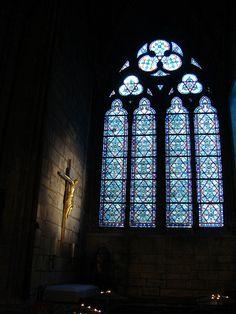 Cathedrale Notre Dame de Paris, France by Miguel Angelo
