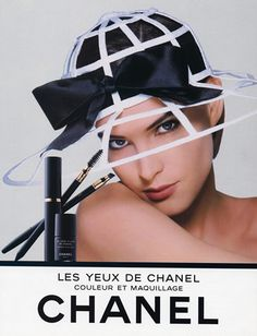 Chanel (Cosmetics) 1992 Make-up, Hat