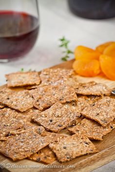 sesame cumin lavosh recipe - homemade and healthier cracker option. would look brilliant on an antipasto platter.