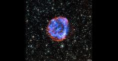 Hubble completa 25 anos: veja lindas imagens feitas pelo telescópio - Fotos - UOL Notícias