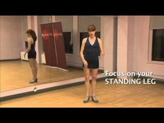 """Abby Church (Billy Elliot, How to Succeed) demonstrates """"Rolling Shuffles"""" in this 1 min master class"""