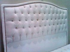 Sofa U Love | Custom Made-in-USA Furniture | custom upholstered tufted headboard nailheads