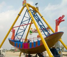 A Persons Gyroscope Ride A Different Experience To You