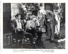 ALEXIS SMITH, ZACHARY SCOTT original movie photo 1947 STALLION ROAD