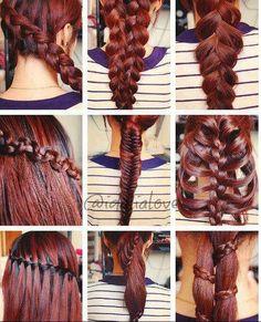 peinadosFollow me in my TWITTER @NayviessGarcia y les dare  Follow aqui  :D