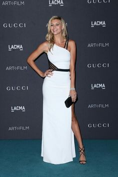 ab4086276c3 Kelly Rohrbach attends 2015 LACMA Art+Film Gala Honoring James Turrell and  Alejandro G Iñárritu
