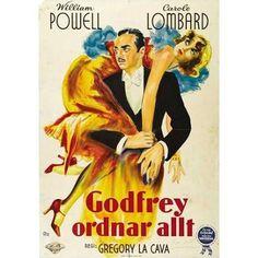my man godfrey print - Google Search