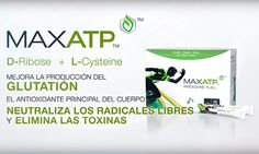 Rinda al máximo con MaxATP