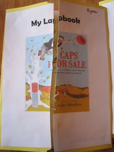 lapbook to go with Caps for Sale