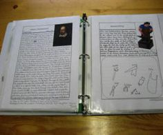 All kinds of FREE Notebooking resources at That Resource Site