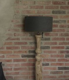 Houten Vloerlamp Mangowood