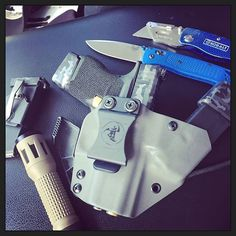 Photo A Day, First Photo, Wilson Combat, Kydex Holster, Edc Gear, Guns And Ammo, Survival Gear, Fingers, Gears