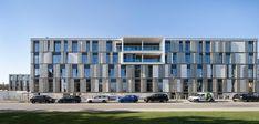 Krankenhaus Neunkirchen - Moser Architects