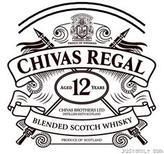 You home for all things whiskey. Whiskey Label, Scotch Whiskey, Blended Whisky, Regal Design, Adult Coloring Pages, Liquor, Typography, Clip Art, Logos