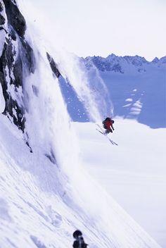 The 2012 Adventure Life List   Heli-ski Valdez   Adventure Bucket List   OutsideOnline.com