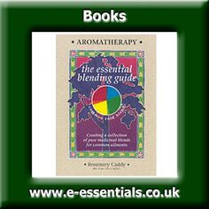 Aromatherapy - The Essential Blending Guide Book Author Dr R