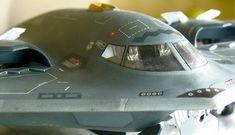 Testors 1/72 B-2 Spirit, by Martin Pohl