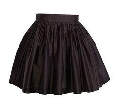Black - Party Skirt