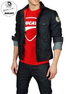 Desmo-Jacket by Diesel/Ducati $275