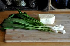 How to Make Ramp Butter
