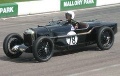 1930 Riley Brooklands