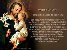 Ivanildoblog: Dia 19/03/2014 dia de são José pai adotivo de jesu...