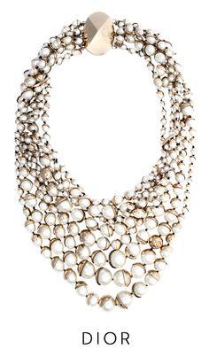 Collar, Dior - La Gaceta No. 104 - El Palacio de Hierro