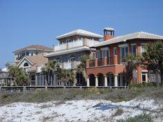 Homes of Sea Grove Beach