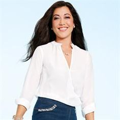 Modern Soft Blouse in Womens