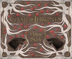 House Stark Stationary Set by Insight Editions (9781608875528) | hive.co.uk