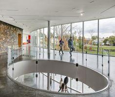 Gallery - Kennedy Center for Theatre and the Studio Arts / Machado and Silvetti Associates - 4