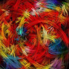 Algorithmic and Code Generated Artworks